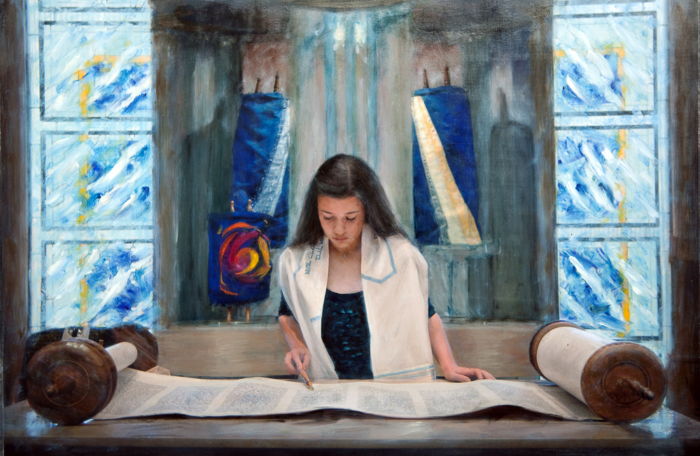 Rachel and the Torah