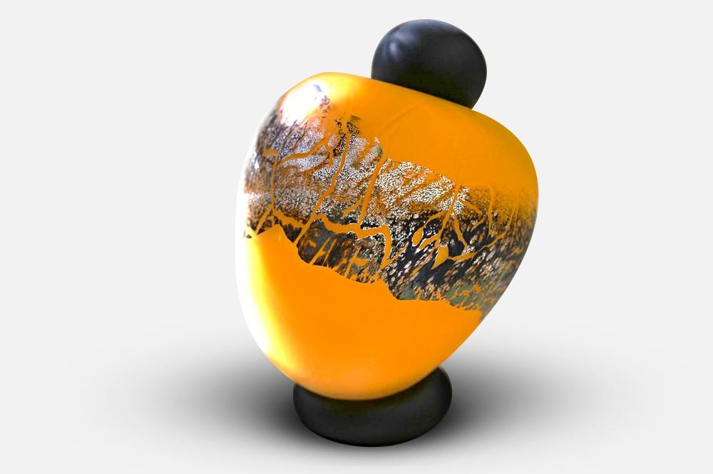 """Orbis Bowl""(SOLD)"