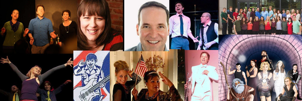 From top LEFT to right: Ti Many Martoonis (LA), Tara Copeland (UCB/LA), T.J> Mannix (Limboland, nyc), Minor suspension (San Diego) Creatures of impulse (bay area) From bottom Left to right: Laura Doonweerd (Amsterdam), Surprise inside (LA), LUla and juicy's farewell tour (SF), All that jazz (SF), robot teammate and the accidental party (LA)