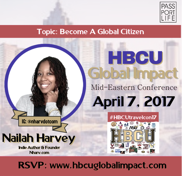 Nailah Harvey at North Carolina Central University