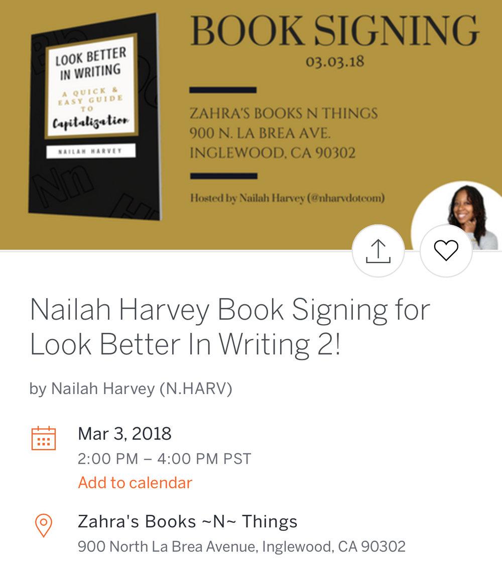 Nailah Harvey Book Signing 2018.jpg