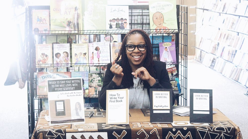 Nailah Harvey Book Signing 2.JPG