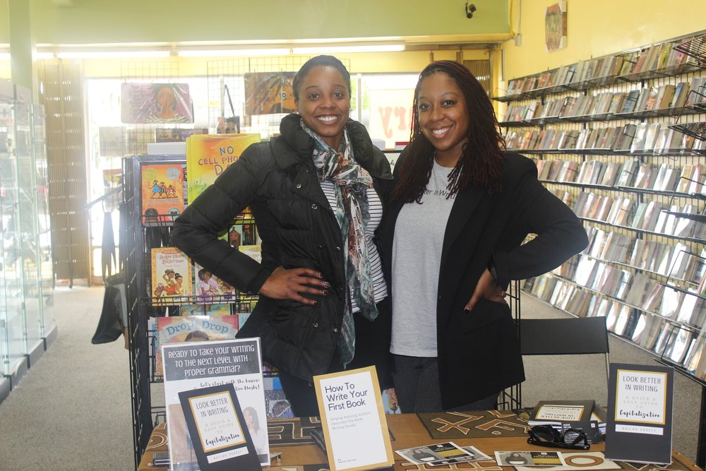 Nailah Harvey Book Signing with Natalie.JPG