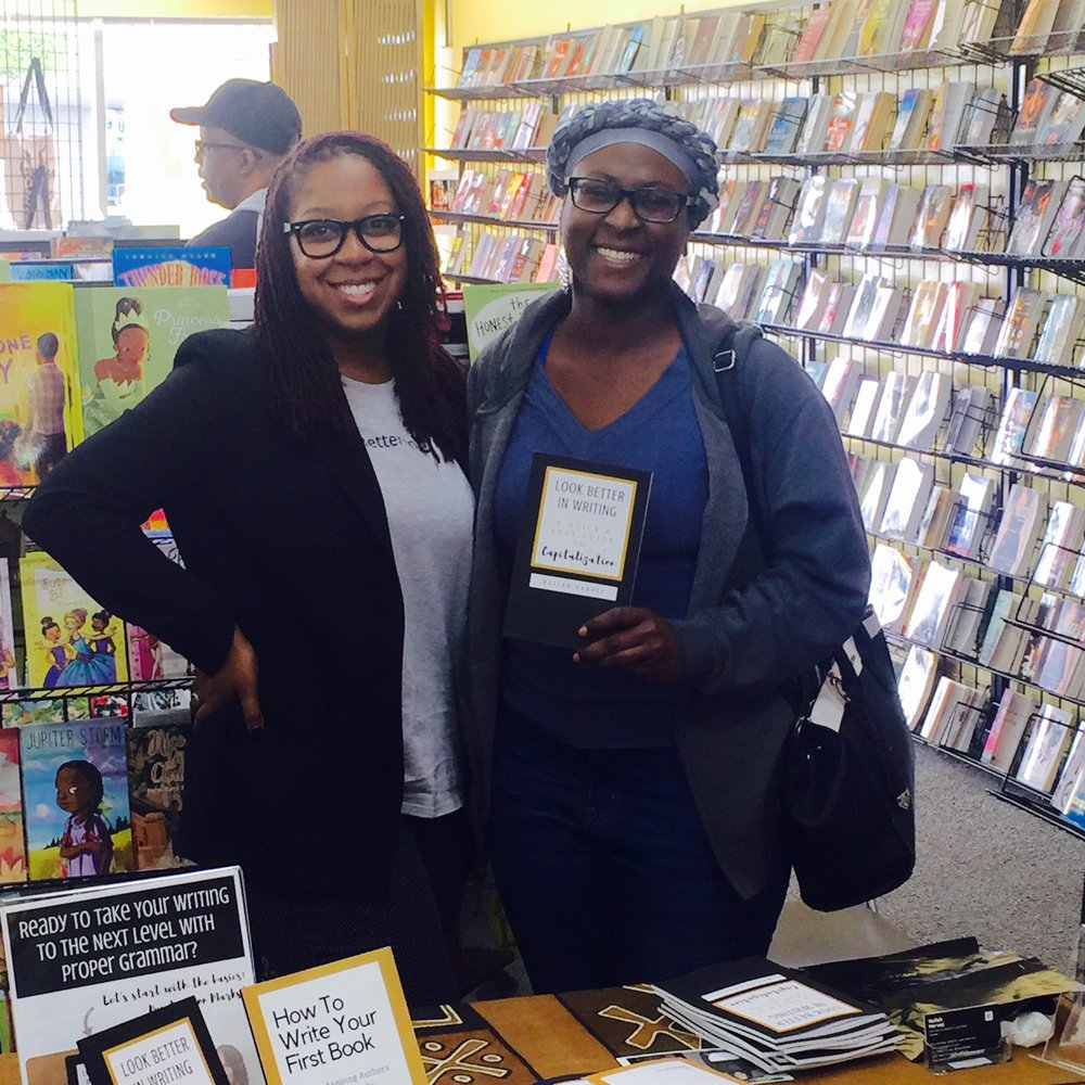 Nailah Harvey Book Signing with Amy 2.JPG