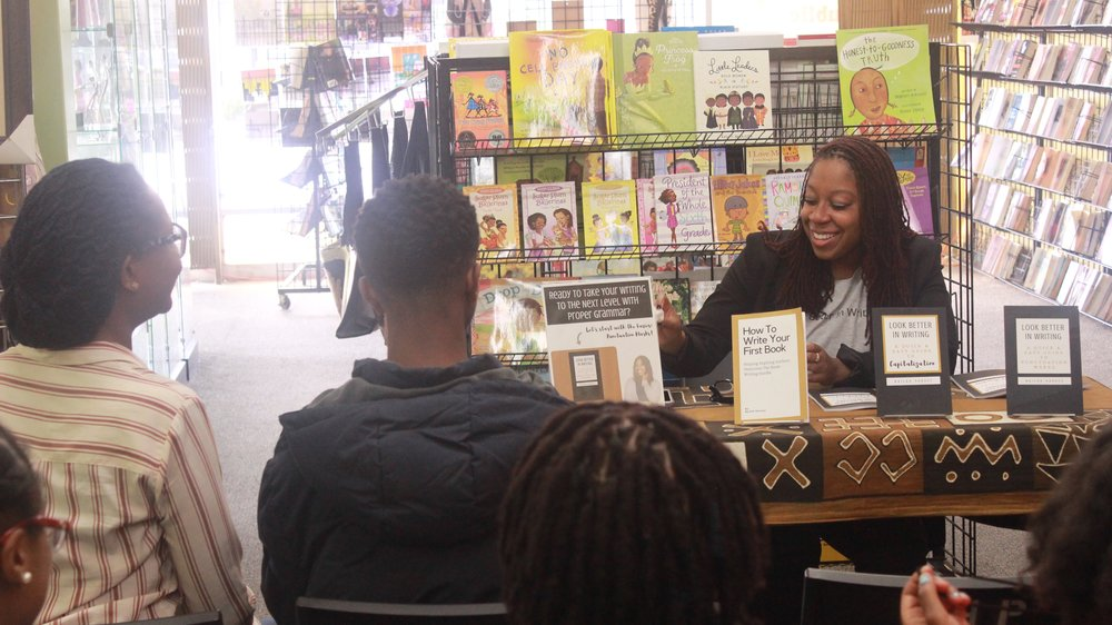 Nailah Harvey Book Signing 10.JPG