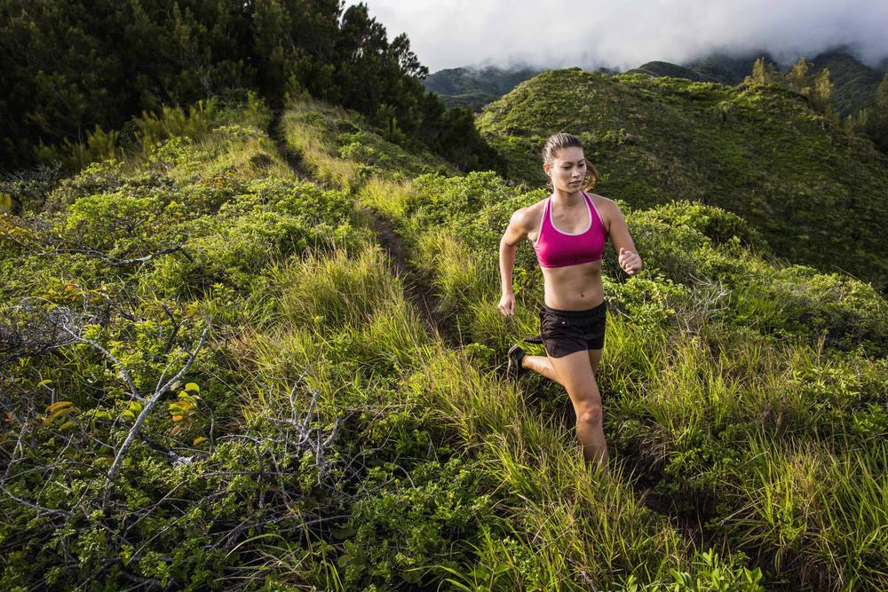 Cara Pittman Trail Running