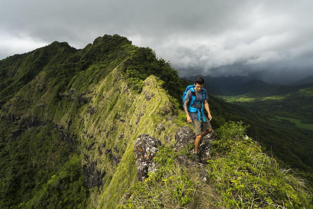 Ridge Hike Andrew McHowell