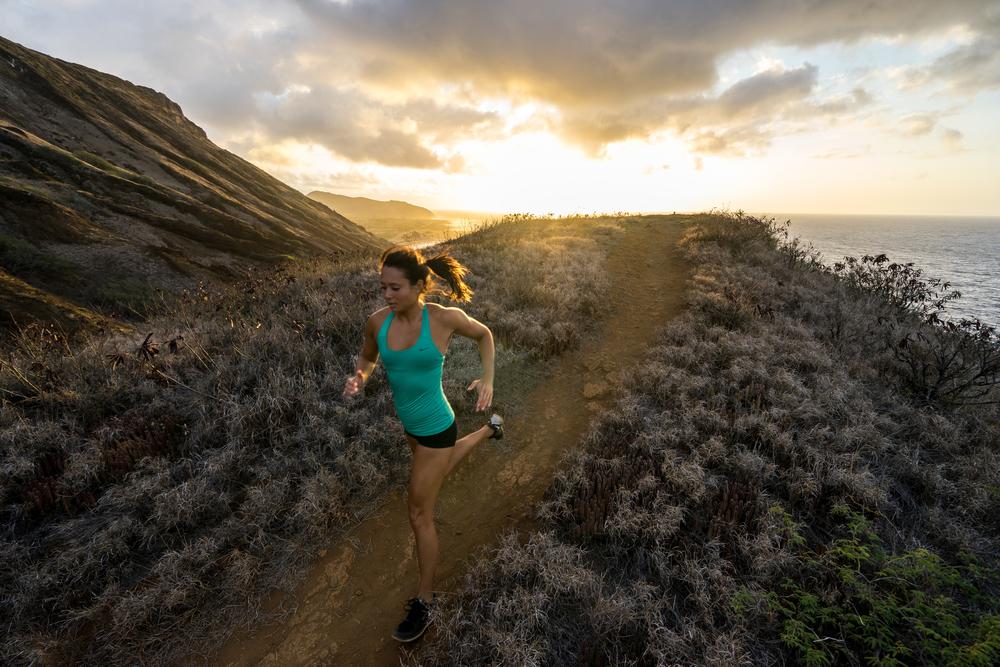 Trail Run Brieanna Denman