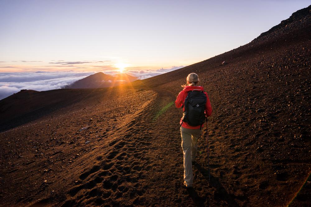 Keoneheʻeheʻe (Sliding Sands) Trail Liz Barney