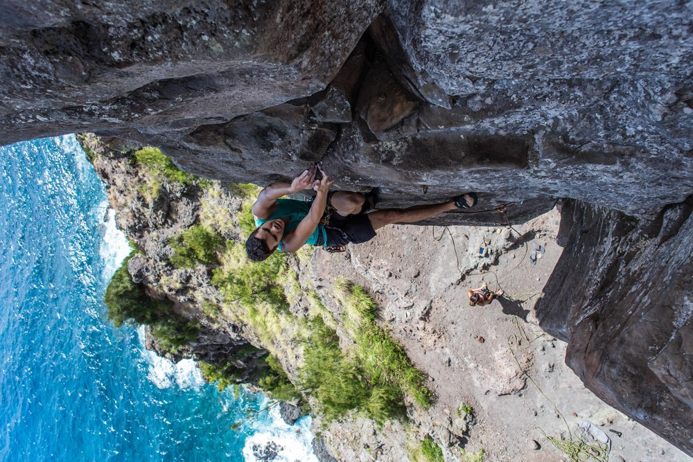 Makapu'u Climbing Kitt Truner