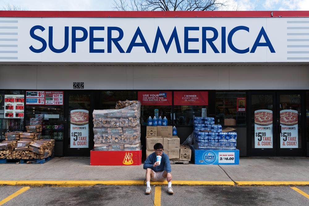"""""""Super America"""""""