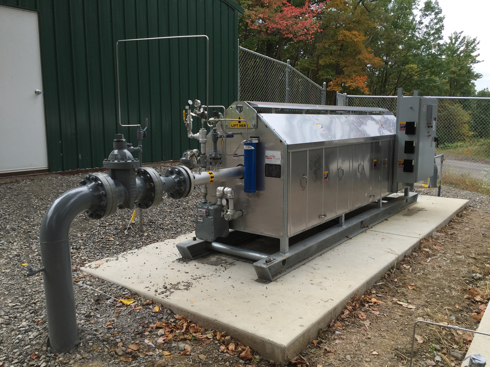 HotCat Pipeline Heater