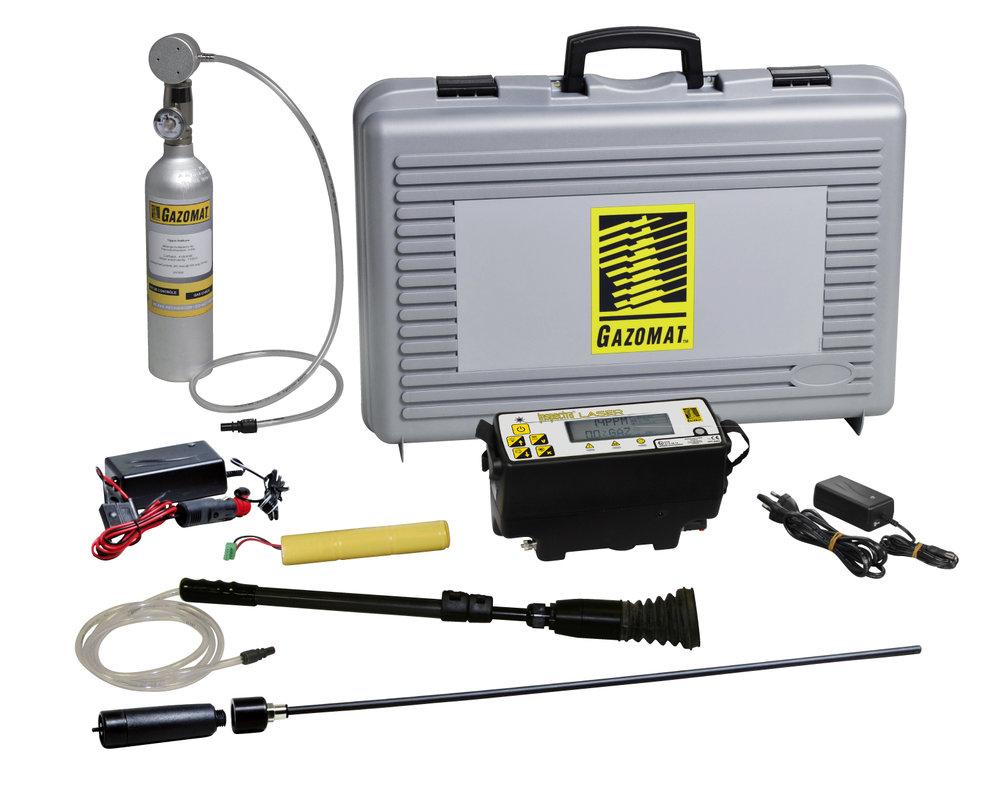 Inspectra Laser Kit