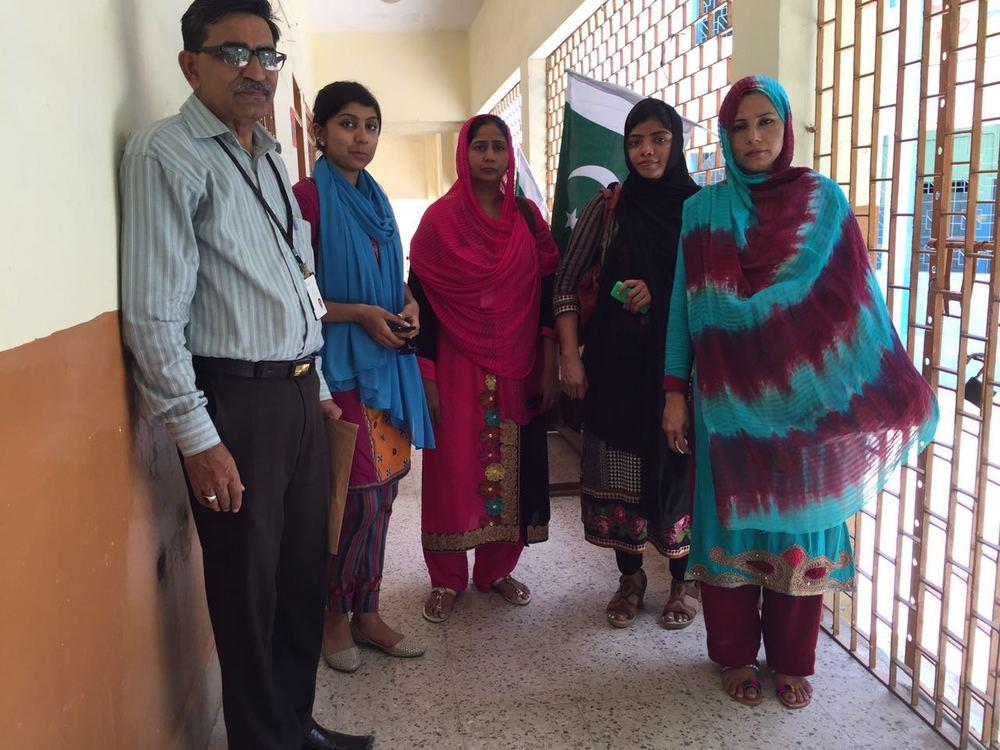 Team Nielsen - Pakistan