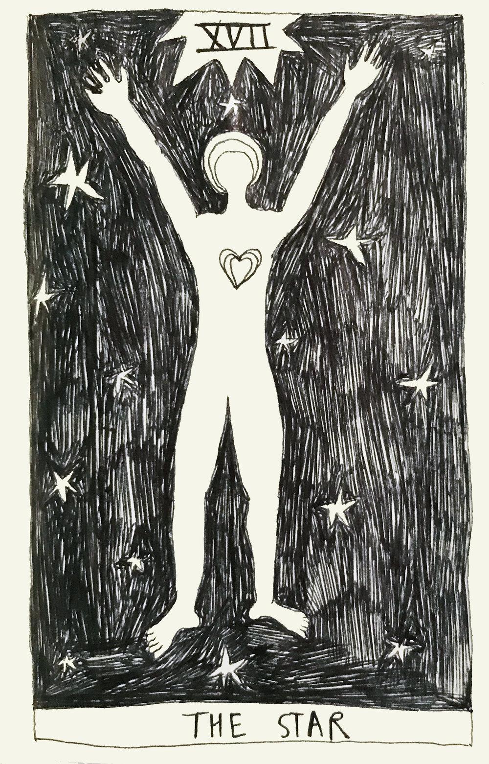 XVII: The Star