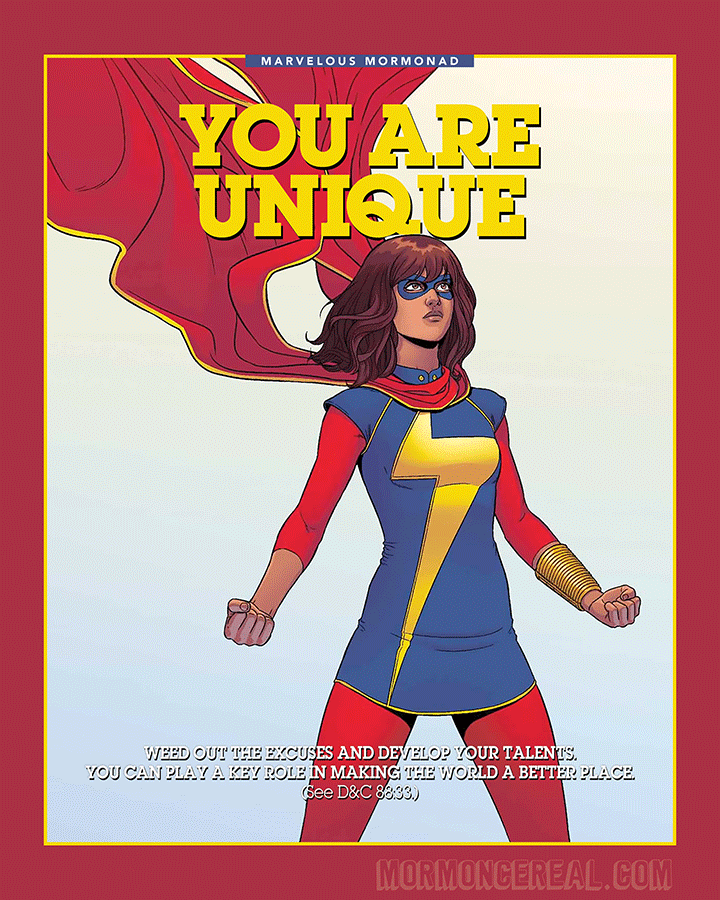Marvel art from Ms. Marvel (2014 3rd Series) #3 by Jamie McKelvie