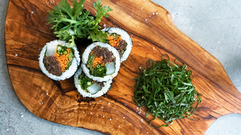 Kimbap Lab's new Korean comfort food