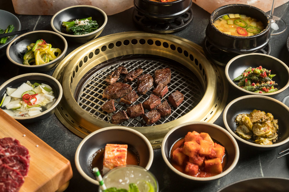 New York's First Korean Steakhouse