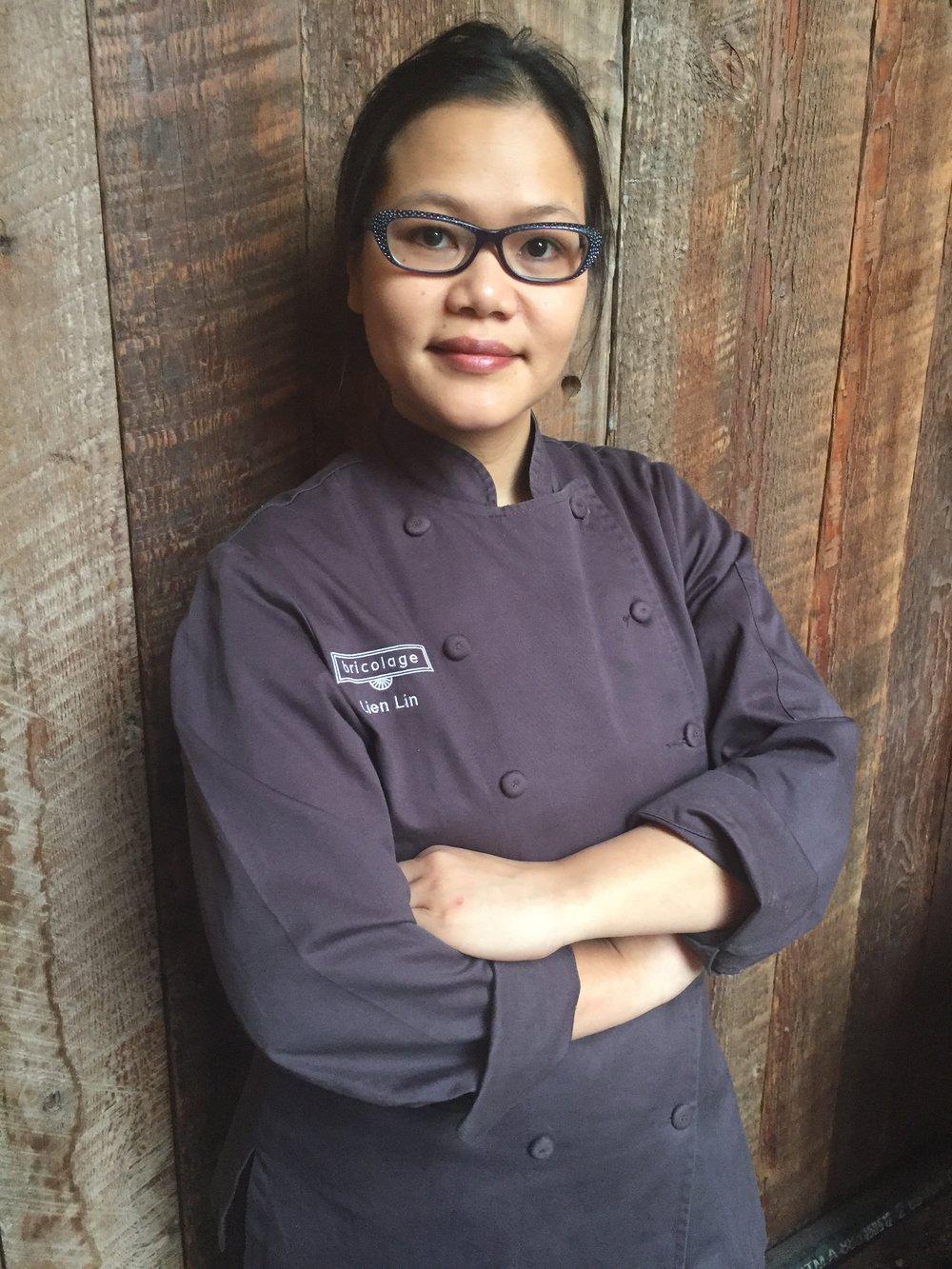 Chef Lien Lin