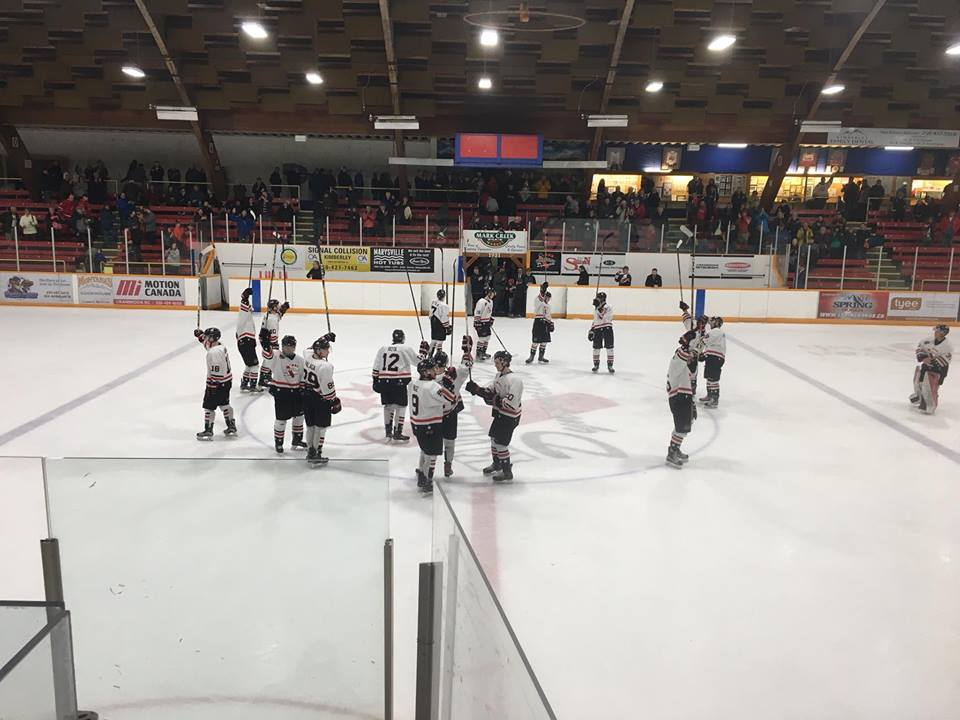 THURSDAY, August 30th - Dynamiters Exhibition Game vs Fernie | Kimberley Dynamiters Pre Season Exhibition Game! Come down and check out the players as they are competing for their spot on the team. Admission $5 (5 and under free)* Hosted by Kimberley Dynamiters Hockey