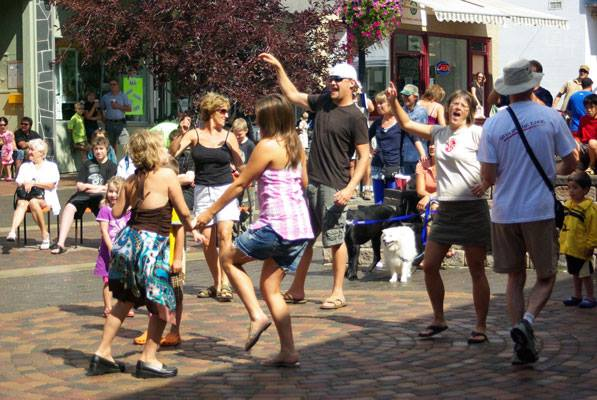 SATURDAY, September 1st - Kimberley First Saturdays | First Saturday Arts, Culture & Heritage Celebration. September 1 | afternoon/evening | Centre 64 & Kimberley's Platzl* Hosted by Kimberley Arts Council - Centre 64