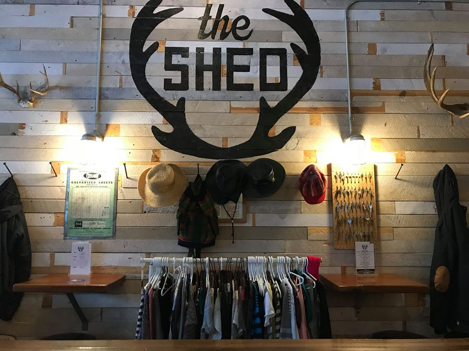 THURSDAY, NOVEMBER 1st - Sheddy Sip n' Thrift | The College of the Rockies nursing students will be hosting their annual fundraiser for the Canadian Nursing Student Association at The Shed in Kimberley's Platzl! All proceeds go towards furthering their education and assists in additional nursing opportunities.To participate in this event, you must provide a donation of gently used items (clothing, shoes, purses, jackets, etc.) The donation can be of any size but please be mindful that donation items are in good condition. As an alternative to donating items, a $5 entry fee will also be accepted, however, we encourage donations as this event is only possible with your help!We do need the donations in advance so we are able to organize for the event. Please drop donations off at The Shed no later than Wednesday, October 31st.We will have racks of $2, $5, and $10 - a great opportunity to find some steals! Along side the thrift shopping, we will also be hosting a silent auction. We have been so lucky to receive donations from local business owners - stay tuned for some sneak peaks!The event starts at 7pm and the auction winners will be announced at 9pm! So come on down early, get a good spot, enjoy some dinner and drinks with friends, and be ready to shop till you drop and have a good ol time at The Shed!.* Hosted by The Shed
