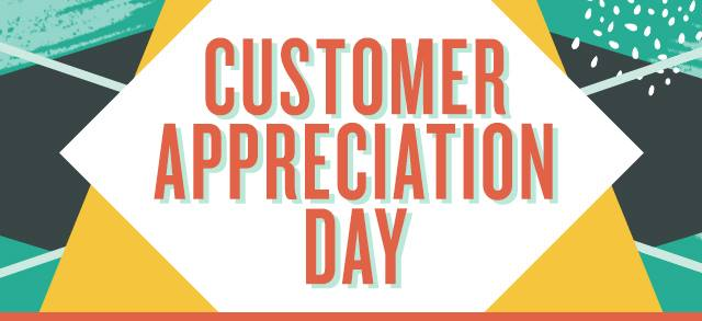 TUESDAY, November 6th - November Customer Appreciation Day | Save 10-30% off the whole store!* Hosted by Sprout Health Market