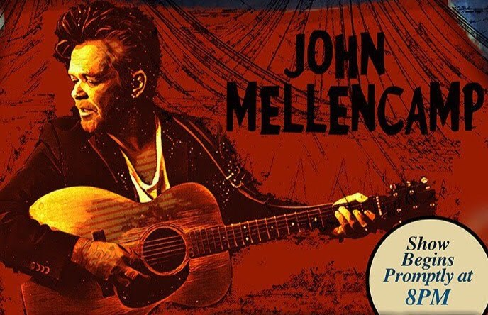 WEDNESDAY, November 7th - Sad Clowns & Hillbillies Tour   Following two hugely-successful U.S. concert tours, John will set out once again this Fall for 20+ stops across Canada for his Sad Clowns & Hillbillies Tour.* Hosted by John Mellencamp