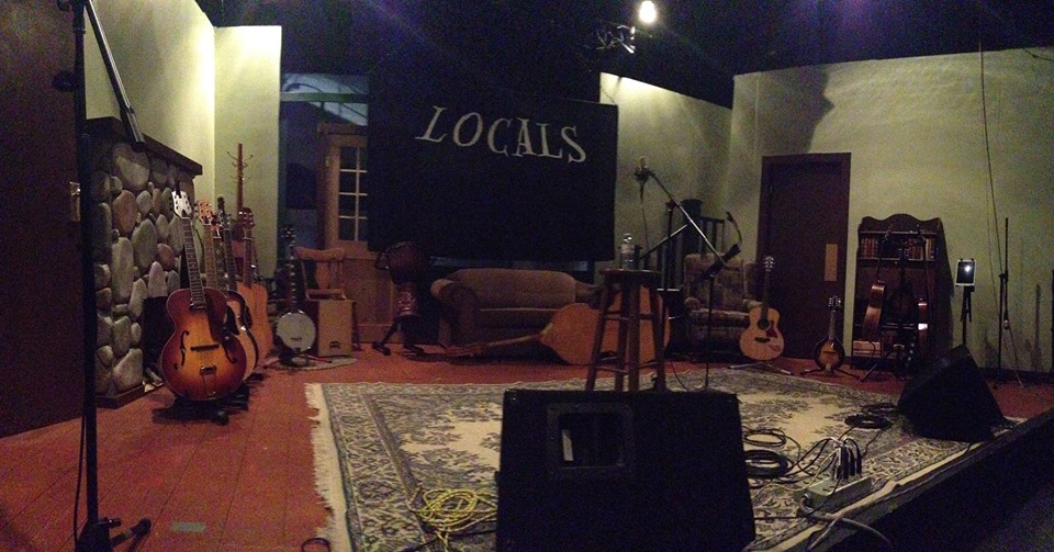 SATURDAY, January 12th - Locals | Family Friendly Show...January 12th at 7:30. This Locals Show will feature some of the best singer songwriters in the area. Don't miss Doug Mitchell, Darin Welch, Garnet Waite, Rod Wilson, Keith Larson and Robbie Demchuck!!! Tickets go on sale just in time for Christmas shopping. Wednesday December 12th at Lotus Books.....just $10.00 cash. Get them before they are all gone!!!* Hosted by Locals