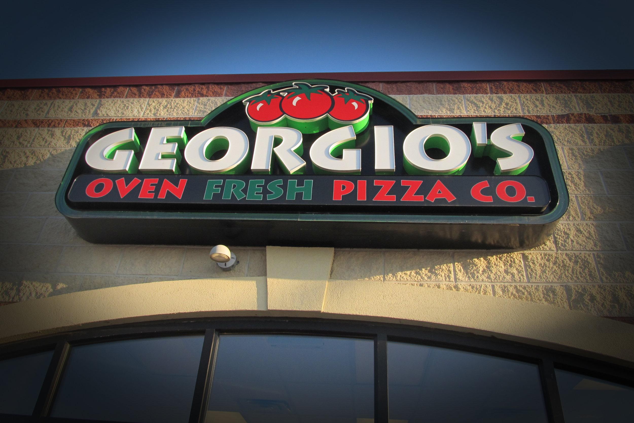 georgio s oven fresh pizzageorgio s oven fresh pizza channel sign jpg