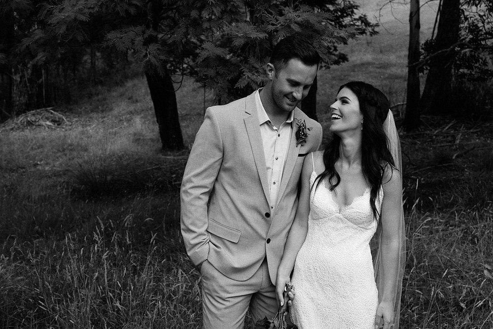 Rach & Sam - Gum Gully Farm Wedding