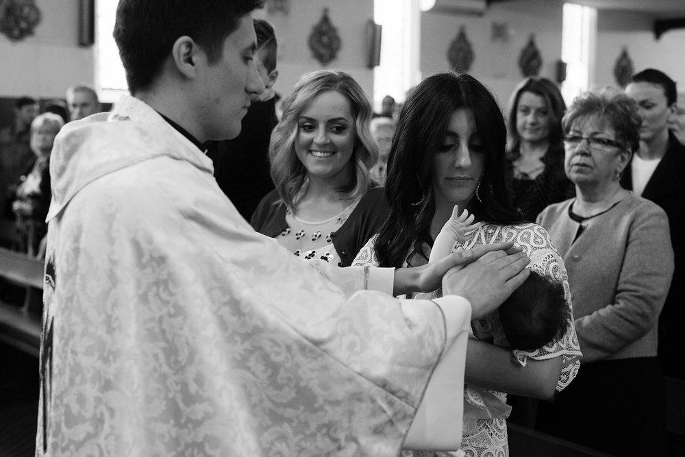 Melbourne baptism photography