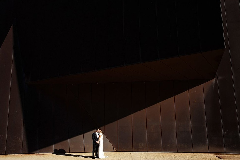 industrial wedding melbourne