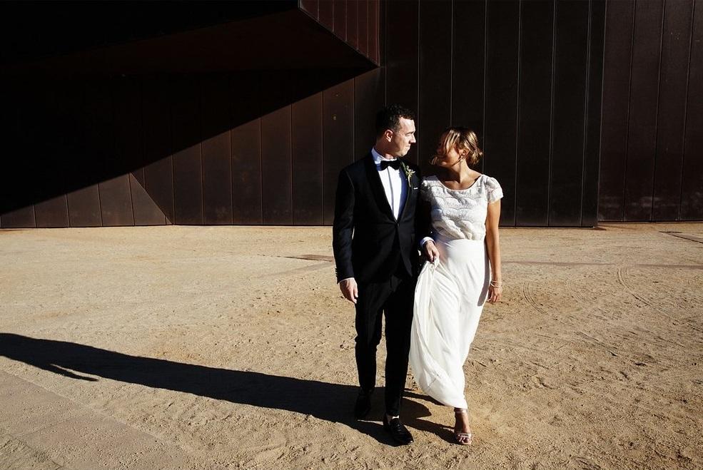nicole & tim - canvas house wedding