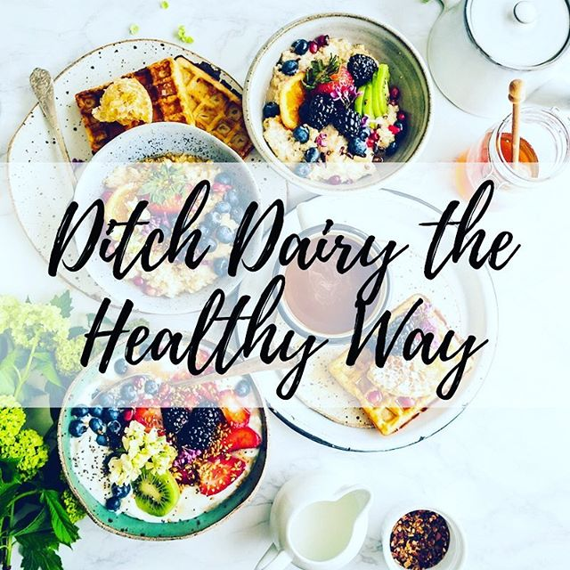 When I became a mumma to baby Jasper, we discovered he had some digestive trouble and I contemplated eliminating dairy to see if my breastmilk was the culprit. I'd ditched dairy many times before to address different health issues and reduce inflammation so I knew where to start. But it occurred to me that going dairy-free can be a bit tricky if you're brand new to it. Yes, you can buy vegan and DF foods more easily these days, but have you stopped to look what's actually IN them? While you'll often find them in the health food aisle, it turns out they're not so healthy. 🙅🏼‍♀️❌😬 So I decided to share all the tips I've learned along the way to help make ditching dairy more manageable, delicious and healthy... without feeling like you're missing out. So you can actually enjoy being moo juice free! 🙌🏼🍶🍫🍦Link in bio...