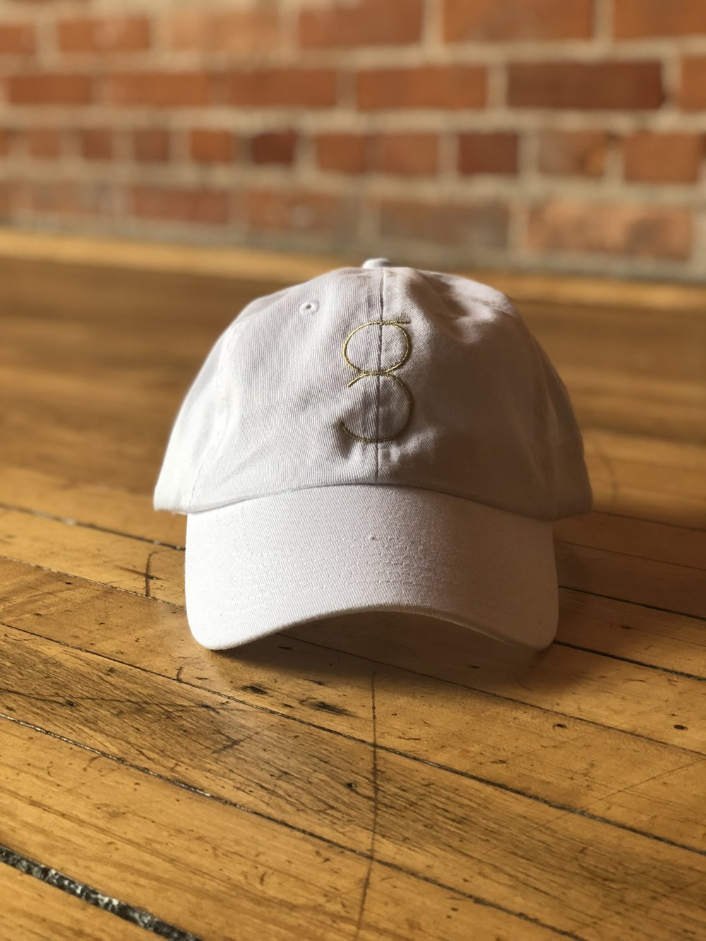 - Grace Yoga Studio Dad Hat$25