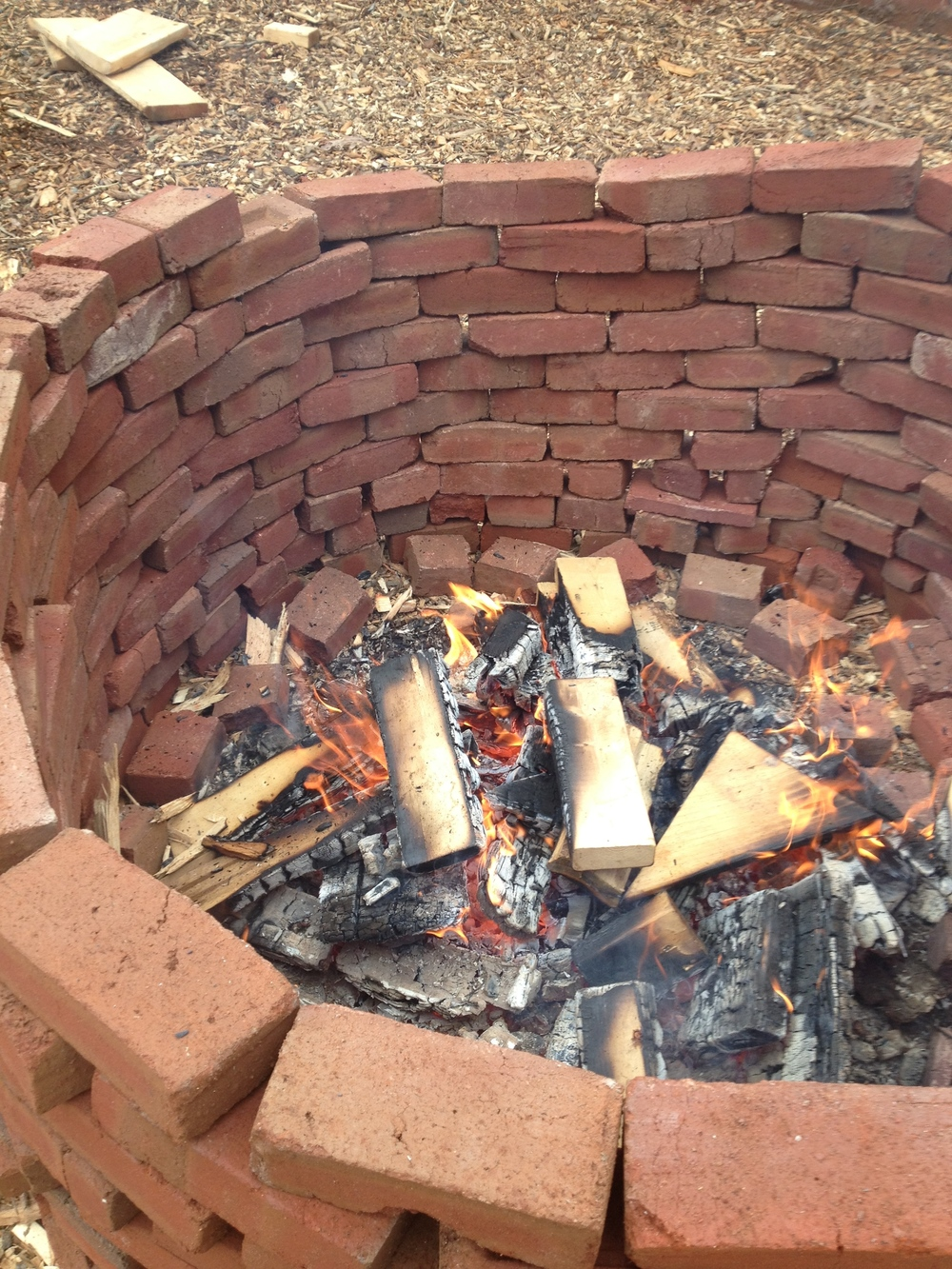 structural masonry, hive drying brick