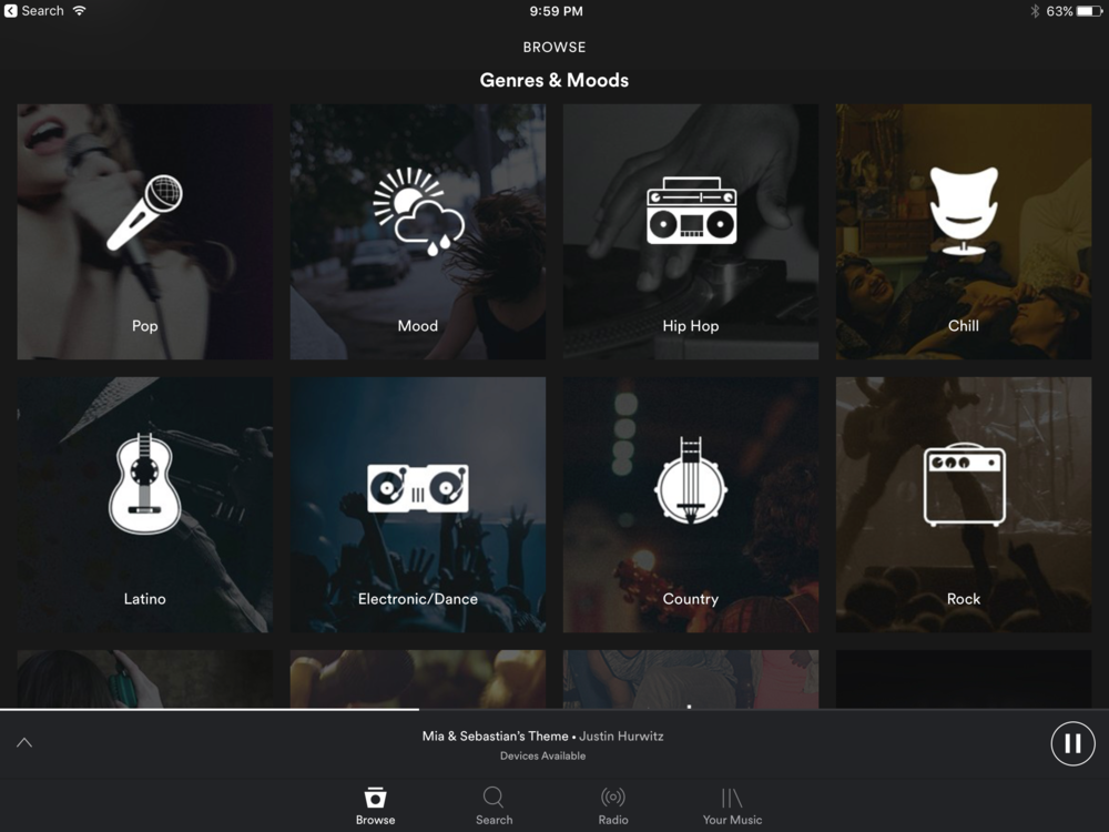 Spotify Premium   BelaMarca Studio