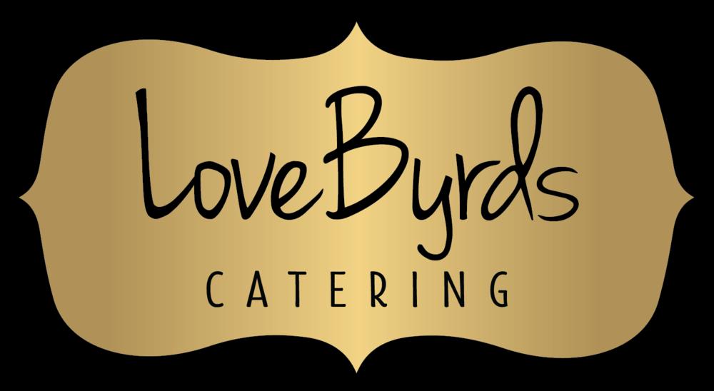 LoveByrds Catering | Branding | BelaMarca Studio