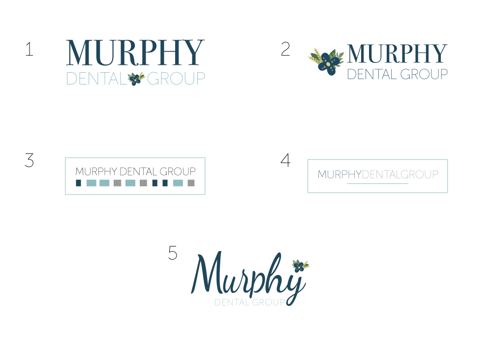 Logo Options #1