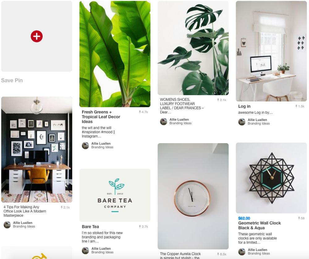 Clockwork Commercial Cleaning | Pinterest | BelaMarca Studio