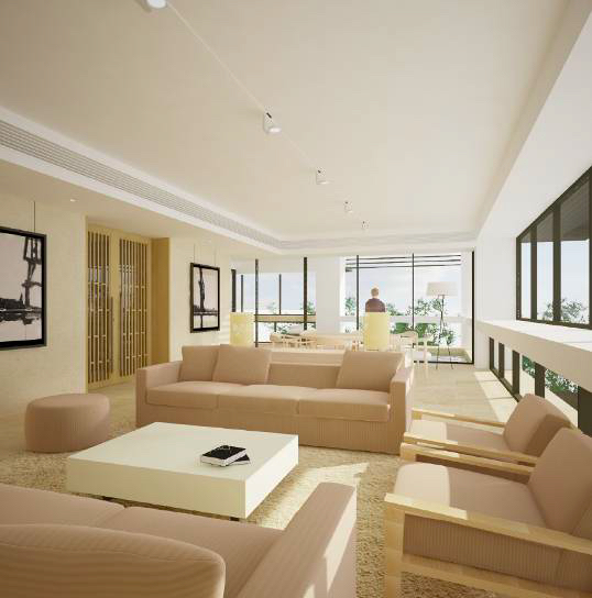HANA - 4 + 1 maid's room luxurious condo in Orchard BoulevardS$23,000
