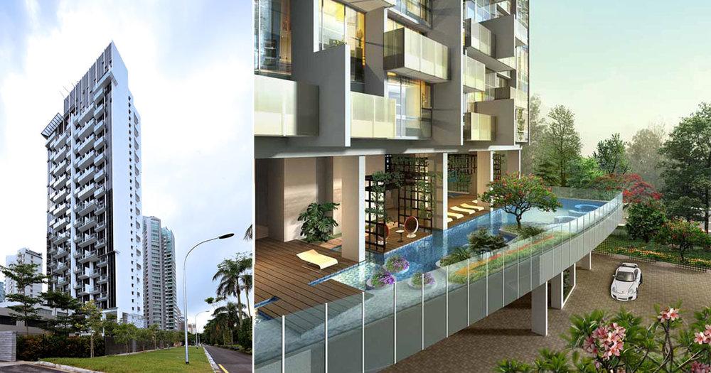 MIRO - Beautiful 3 bedroom + utility room high floor duplex condo unit near Newton RoadS$7,900