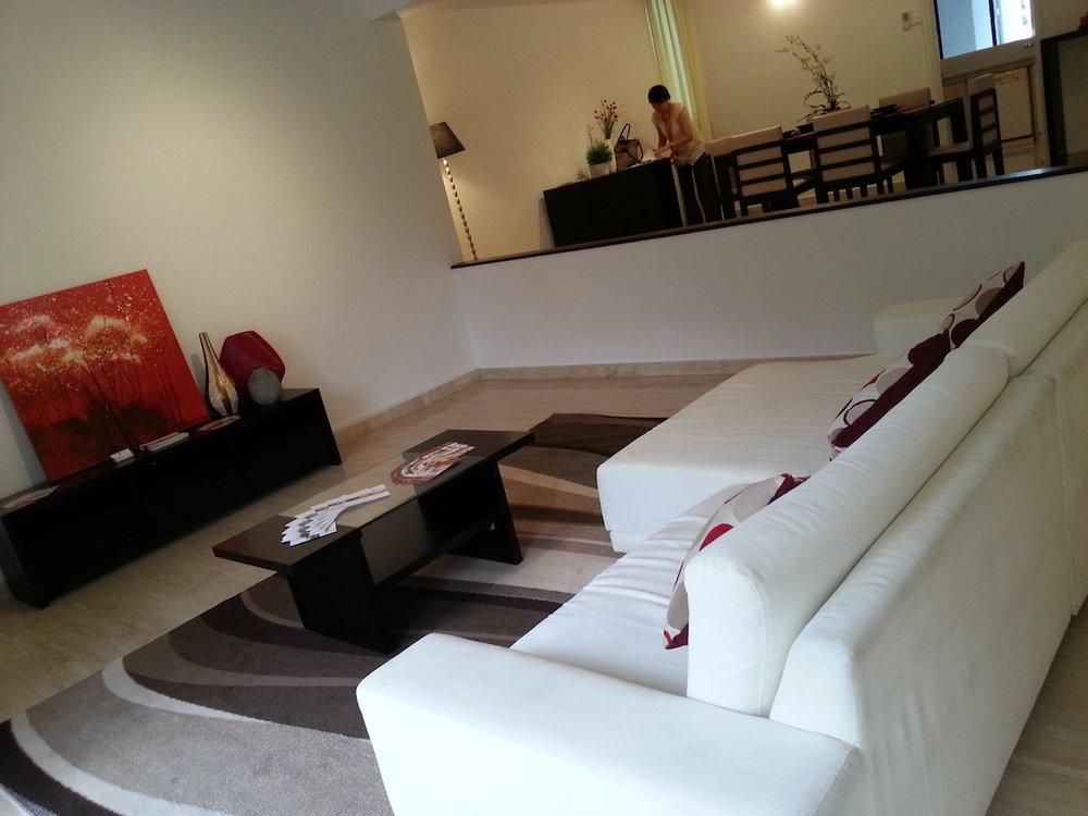 VILLA DELLE ROSE - 3 Bedroom + maid's room duplex maisonette near Botanical GardensS$10,500