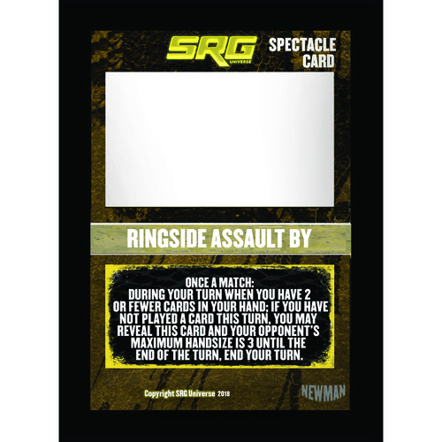 Spectacle: Ringside Assault By
