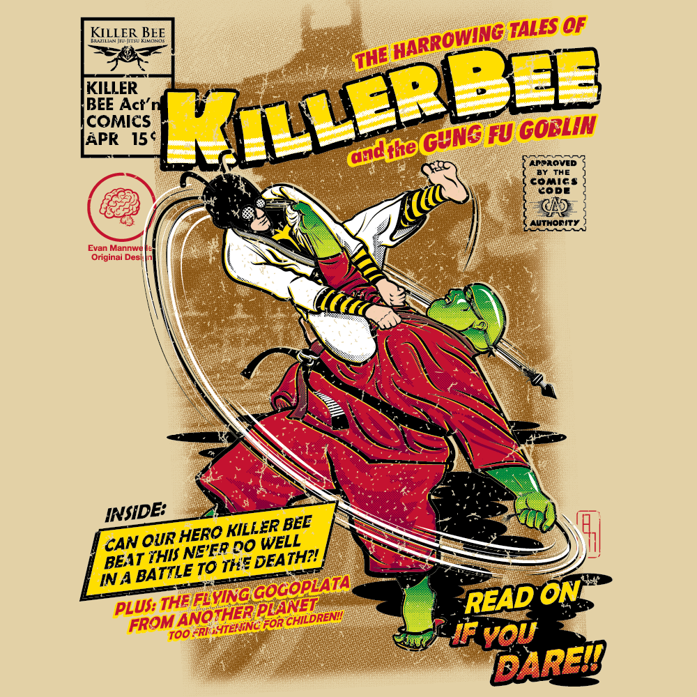 Evan-Mannweiler---Please-Don't-Steal---Killer-Bee-Comic-Cover-Square.png