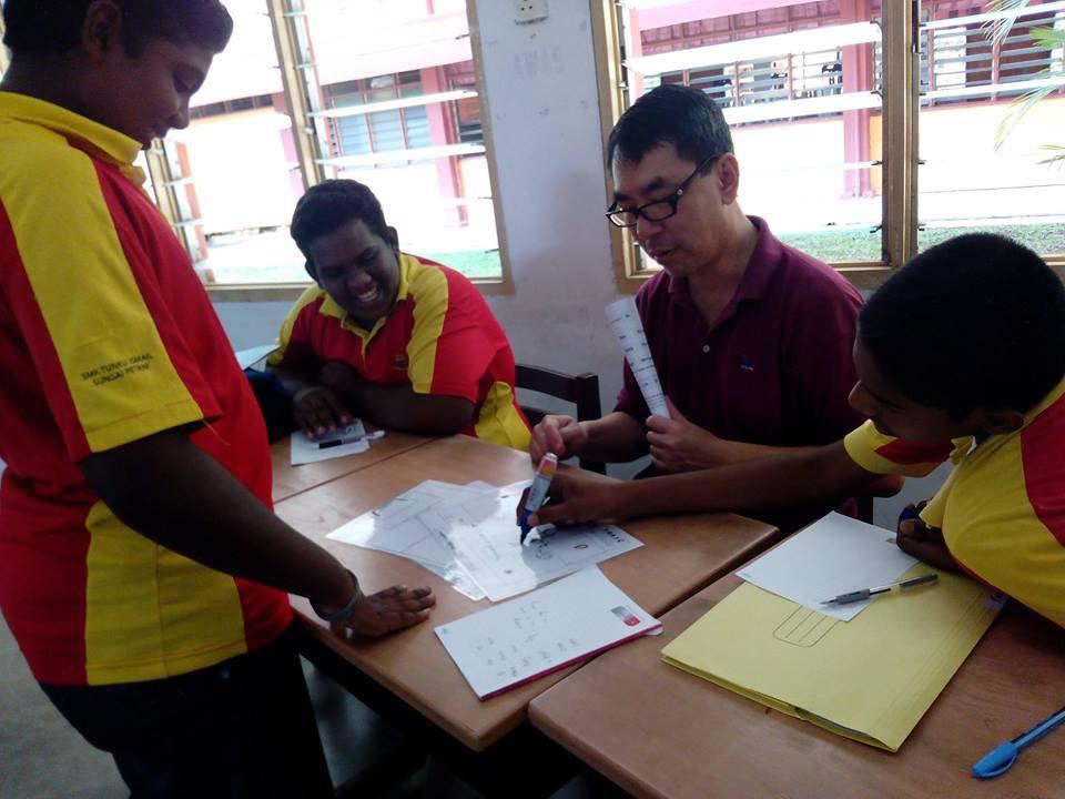 Jan - Nov SMK Tunku Ismail, Sungai Petani, Kedah -