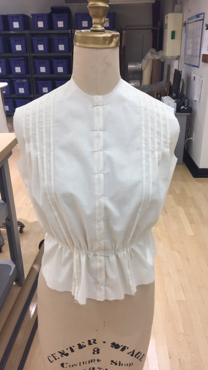 Blouse Mock-up