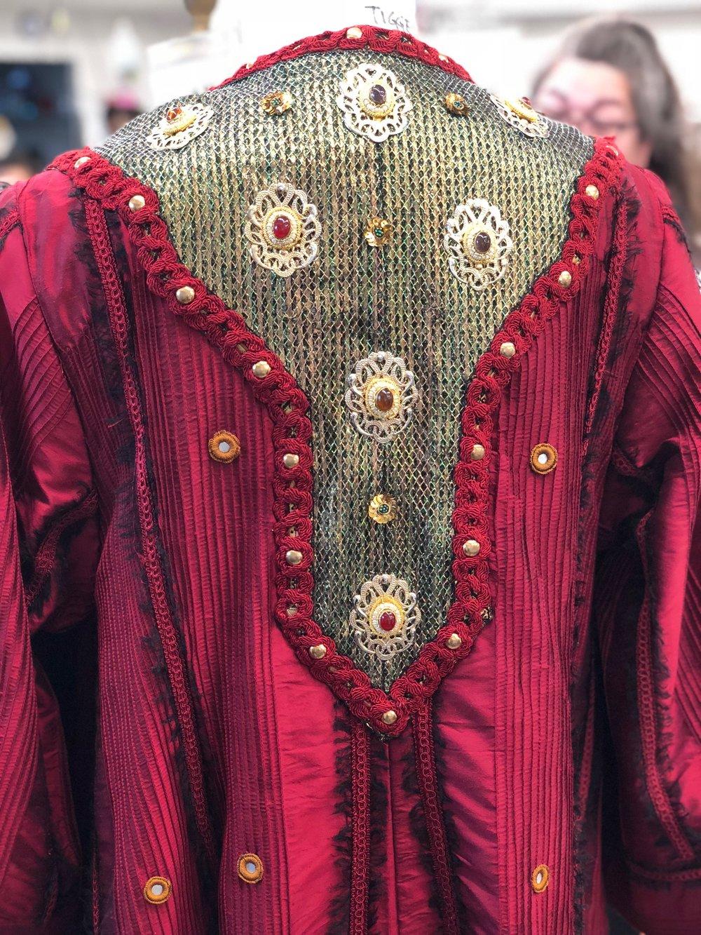 Mustafa robe