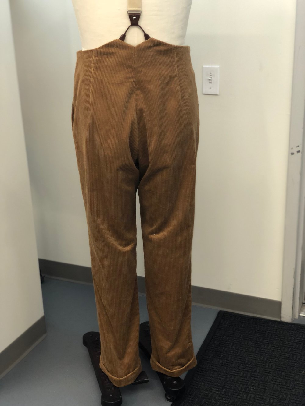 Wigmaster's pants
